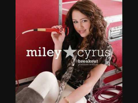 Miley Cyrus Platinum Edition Cd Cover (HQ)