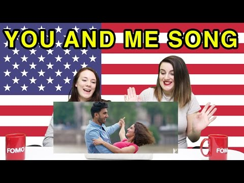 Fomo Daily Reacts To You And Me Song From Befikre