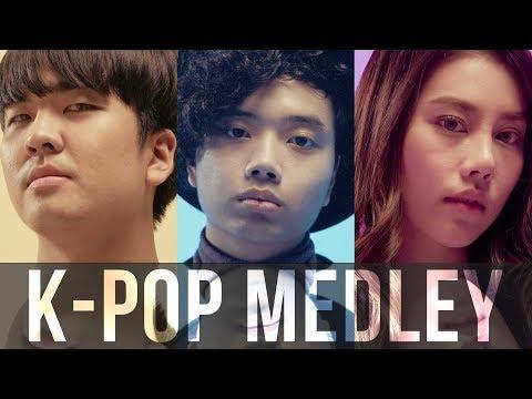 K-Pop Medley | BILLbilly01 ft. Kyutae Oppa and PAAM