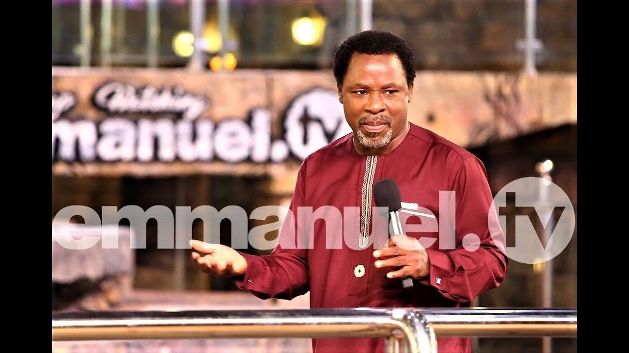 SCOAN 30/12/18: TB Joshua Message & Prayer For Viewers | Live Sunday Service