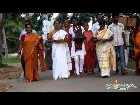 Giri Pradakshana at Devipuram