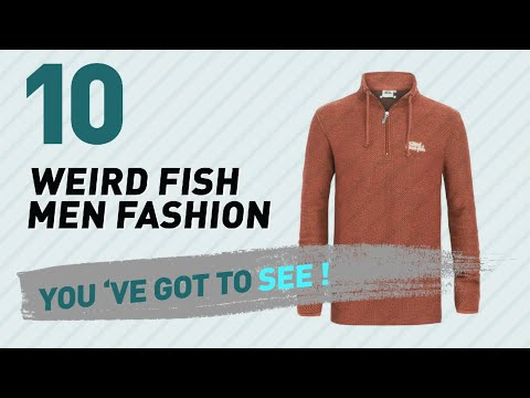 Weird Fish Men Fashion Best Sellers // UK New & Popular 2017
