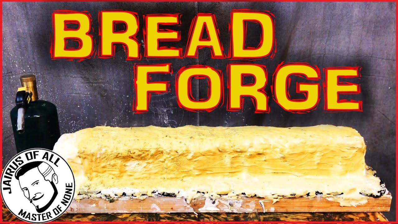 Fesselnd Bread Forge   Primitive Technology Spoof