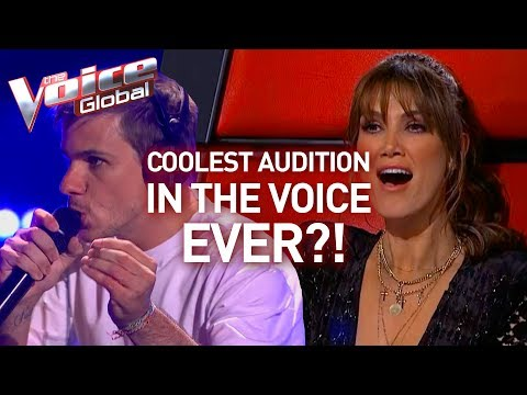 INCREDIBLE looping artist WINS The Voice | Winners Journey #4