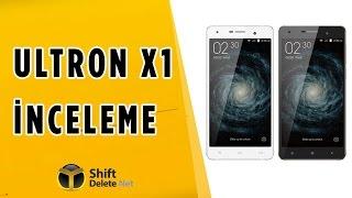 Ceviz Kıran Telefon Ultron X1 İncelemesi