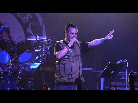 Dead Cross- Ace of Spades, Sacramento Ca. 8/29/17 Mike Patton Dave Lombardo Canon HFG30