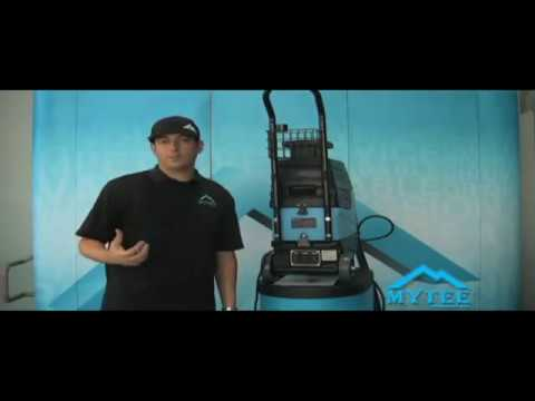 Mytee Lite 2  Auto Detail Upholstery Cleaning Machine