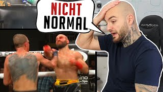 KAMPF bricht im PUBLIKUM aus!! 2 UFC Fighter kämpfen BAREKNUCKLE! RINGLIFE reaction