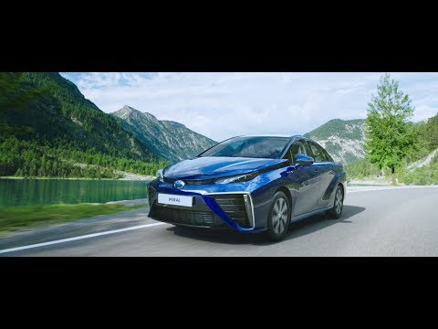 Hydrogen-Powered Mirai | Pioneering Mobility Without Emissions