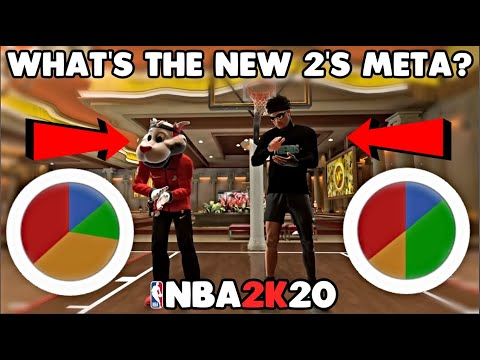 IS THIS THE NEW 2V2 META LINEUP IN NBA 2K20?
