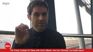Kevin Kilbane - Pogba v Mourinho And Bale Out Of Favour