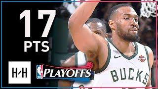 Jabari Parker Full Game 3 Highlights vs Celtics 2018 Playoffs - 17 Points off the Bench!