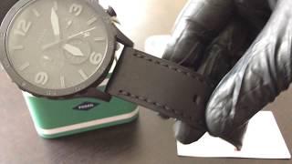Reloj FOSSIL JR1354 - UNBOXING FOSSIL Watch JR1354 (Regaloj)