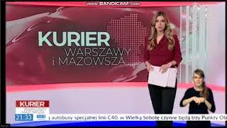 Trójka Warszawa - Kurier Warszawy i Mazowsza (Fragmenty) z 29 marca 2021