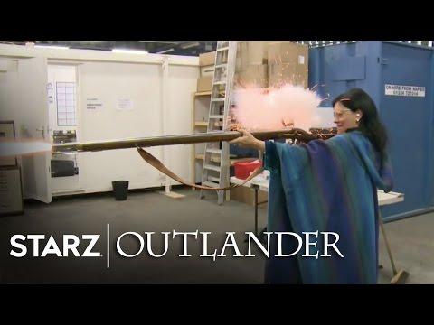 Outlander | Set Tour With Diana Gabaldon | STARZ