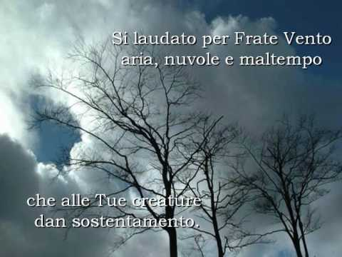 Francesco d'Assisi- Il Cantico delle Creature.wmv