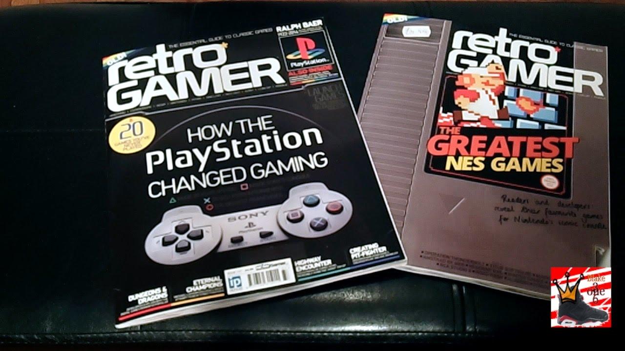 Retro Gamer Magazine Review