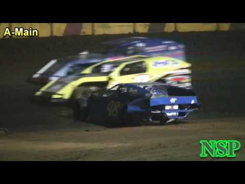 May 28, 2017 IMCA Modifieds A-Main Sunset Speedway