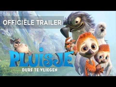 Pluisje - Durf te vliegen   Officiële Trailer   Vanaf 12 juli in de bioscoop!