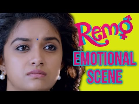 Remo - Emotional scene | Sivakarthikeyan |...