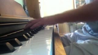 deadmau5 - Strobe (Piano Cover)