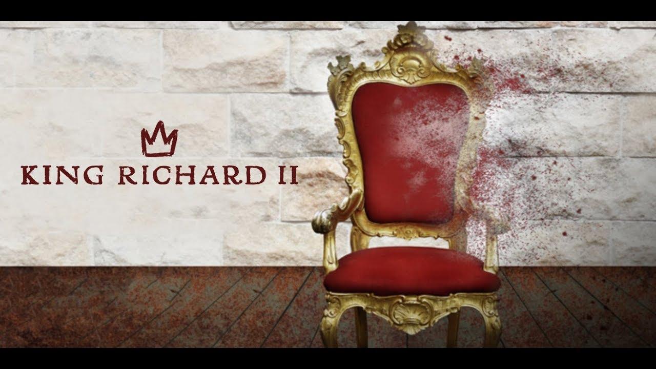 PSF 2018 King Richard II