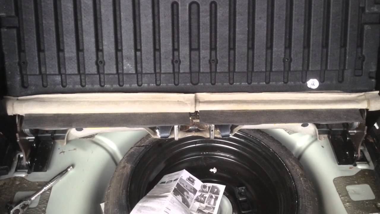 mazda5 trailer wire harness install [ 1280 x 720 Pixel ]