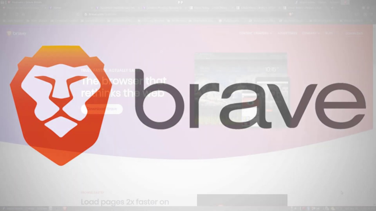 Brave Browser How Zooming Levels Work With Different Domain Names Youtube