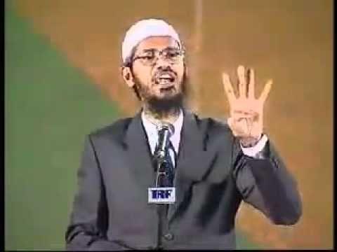 DR ZAKIR NAIK - IS SUNNI, SHIA, SHAFAI, WAHABI, HANAFI Are Muslims?? confused