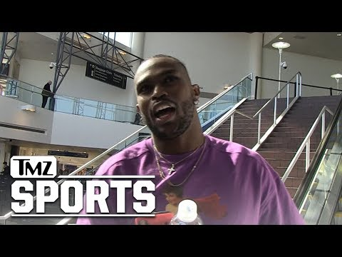 Julio Jones Says Pay Le'Veon Bell, Hates the Franchise Tag!   TMZ Sports
