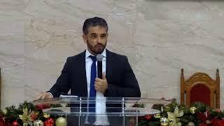 LIVE  IPMN - CULTO SOLENE - TEMA:  COMO PASSAR PELAS TEMPESTADES.  - REV. FÁBIO BEZERRA.