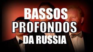 Conheça os BASSOS PROFONDOS da Russia. As vozes mais graves do mundo.