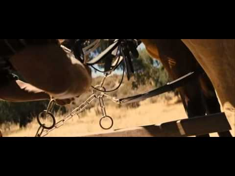 Django Unchained The Escape Scene