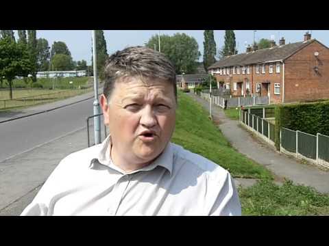 Wrexham: Marc Jones In Caia Park