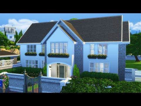 Windley Manor | Speed Build | The Sims 4 CC