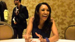 The Flash Interview with Candice Patton Thumbnail