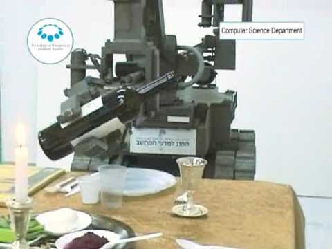 Robots of the R&D Institute for Intelligent Robotic Systems, Computer Science Department