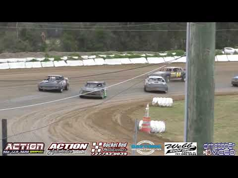 North Florida Speedway  Thunder/Street Stock Combo Feature 2/10/19