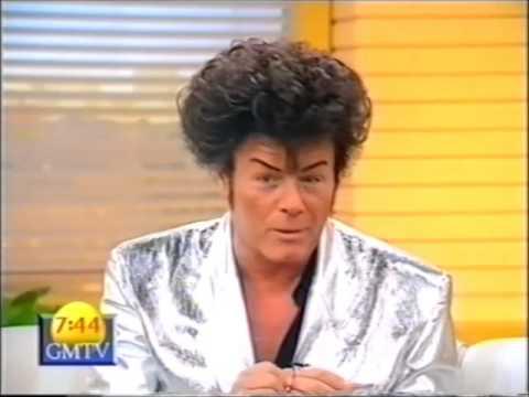 gary glitter - gmtv interview