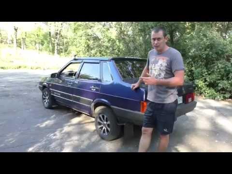 Ваз 21099 (LADA SAMARA) - Украинской сборки. 2005 г.в.
