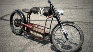 Электромотоцикл своими руками 26 Bike Emotors / Самодельный электровелосипед(Электромотоцикл с использованием 2х моторов по 1000 ватт каждый, максимальная скорость байка 50 км/ч, дальност..., 2016-05-28T21:48:41.000Z)