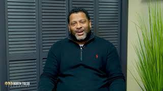 David Harris (100 Black Men of Tulsa) - Entrepreneurship Spotlight