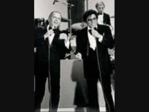 Frank Sinatra And Tony Bennett Lady Is A Tramp Youtube