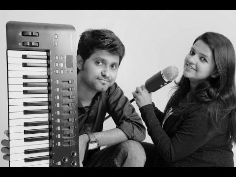 Mazhai Varum Arikuri/Love Me Like You Do -Cover Ft. Sangamithira Rajasekaran & Srikanth