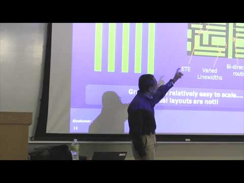 Sam Sivakumar of Intel talks about Lithography and Patterning: Part 1