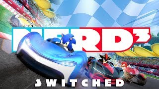 Team Sonic Racing - Nerd³ Switched