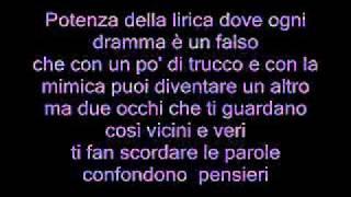 Lucio Dalla - Ti voglio bene assajie - testo/ lyrics CARUSO