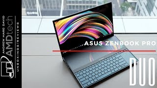 Asus ZenBook Pro Duo Review: The Creator