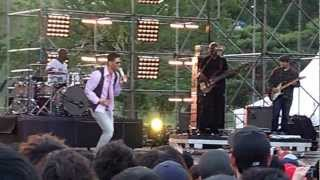 Eric Benet - Harriett Jones (Live @ Seoul Jazz Festival)