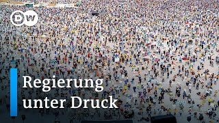 Coronavirus Lockerungen und Proteste: Wohin steuert Deutschland? | DW Nachrichten